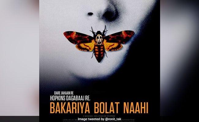'Bakariya Bolat Naahi': Twitter Gives Hollywood Movie Titles A Desi Twist