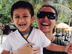 Namrata Shirodkar Shares Adorable Throwback Pic With Her 'Little Ninja'