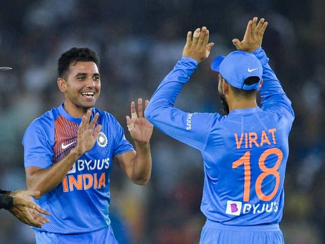 "Deepak Chahar Terms Virat Kohli ""Next-Level Player"" After Indias Win Over South Africa In 2nd T20I"