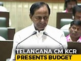 Video : For 20% Cut In Telangana Budget, KCR Takes Aim At Centre