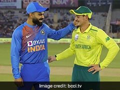 India vs South Africa 3rd T20I Live Score: India Lose Rohit Sharma Early Against South Africa