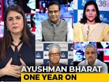 Video : The NDTV Dialogues: Ayushman Bharat Completes 1 Year