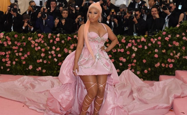 US Rapper Nicki Minaj's Father Killed In Hit-And-Run - NDTV