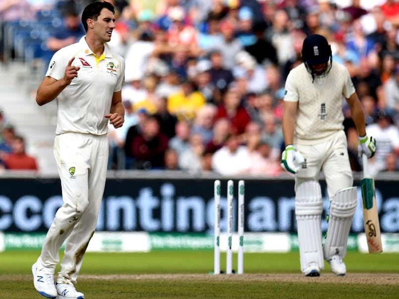 Hazelwood rips through England with three late wickets