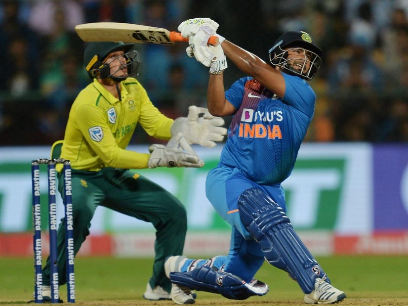 """Rishabh Pant Not Able To Succeed At No. 4"": VVS Laxman Suggests New Slot For Wicketkeeper-Batsman"