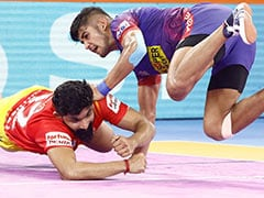 PKL 7: Dabang Delhi Beat Gujarat Fortunegiants, Patna Pirates Thrash Puneri Paltan