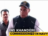 """Video : """"We're Capable Of Giving A Much Bigger Blow"""": Defence Minister Warns Pak"""