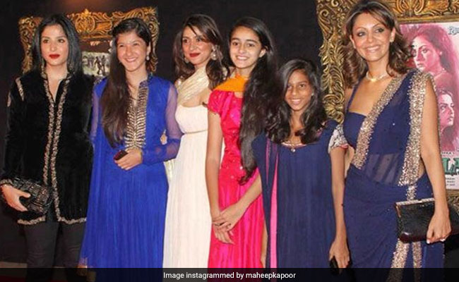 Little Suhana Khan, Ananya Panday and Shanaya Kapoor Are The Answer To Your Throwback Cravings