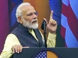 "Video : ""Data Is The New Oil, The New Gold"": PM At 'Howdy, Modi!"" In Houston"