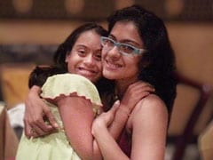 Kajol's Adorable Post For Nysa: 'You'll Always Fit In My Arms'