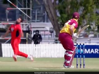 "South Australia Bowler Escapes ""Nasty"" Injury After Landing Awkwardly During Marsh Cup. Watch"