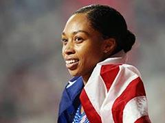 World Athletics Championship: कुछ ऐसे Felix ने Usain Bolt को पछाड़कर रचा इतिहास