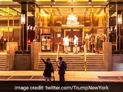 """Best In World"": Trump Praises One Of His Hotels On Twitter"