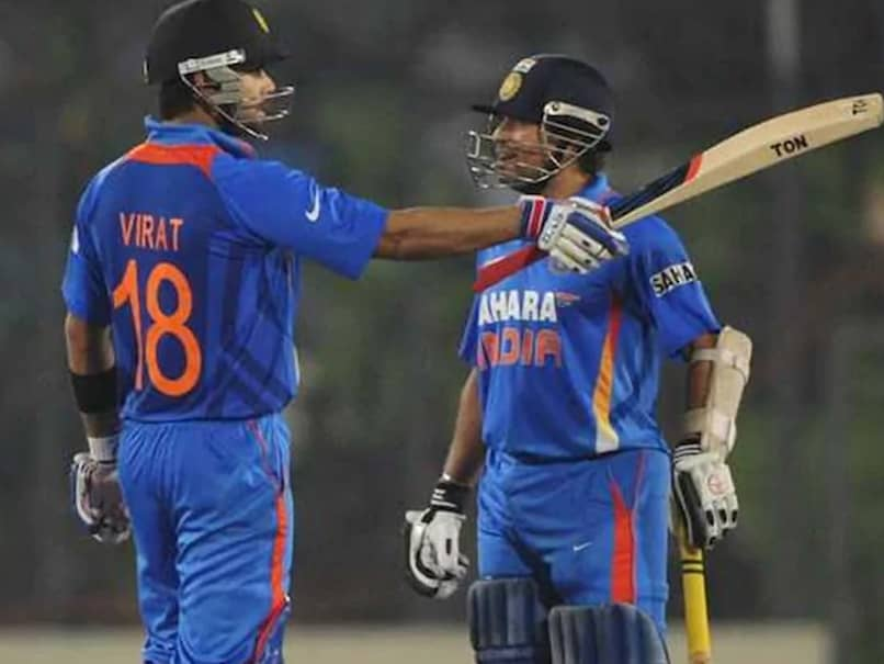 Never Expected Somebody Could Come Close To Sachin Tendulkar: Kapil Dev Lauds Virat Kohli
