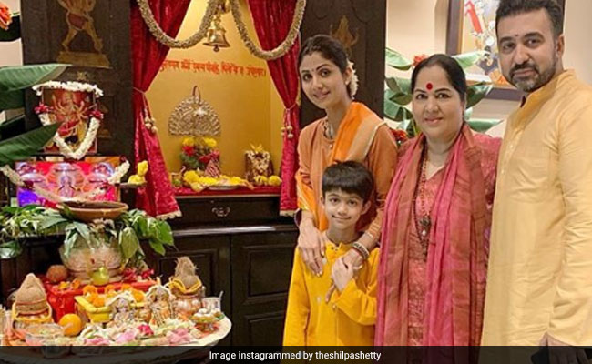 Navratri 2019: Shilpa Shetty, Hema Malini And Other Celebrities Post Wishes