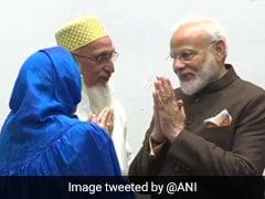 PM Modi Meets Sikhs, Bohra And Kashmiri Pandit Communities In Houston