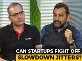 Video : Make My Trip Founder Deep Kalra On Startups vs Slowdown