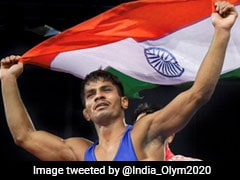 World Wrestling Championships: Rahul Aware Beats Tyler Graff Of USA To Win Bronze In Men