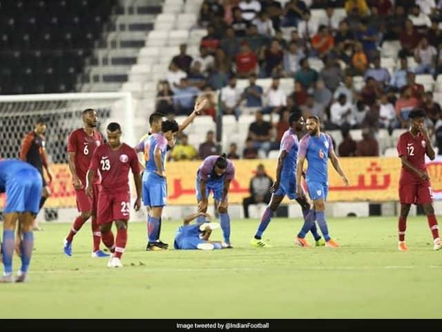 """Dear India, Thats My Team, Those Are My Boys"": Sunil Chhetri After India Salvage Draw Against Qatar"
