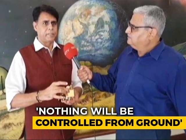 "Video : Why Moon Lander Vikram Is ""Intelligent"", Top ISRO Official Explains"