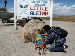 Alien Enthusiasts Descend On Nevada Desert Near Secretive US Base Area 51