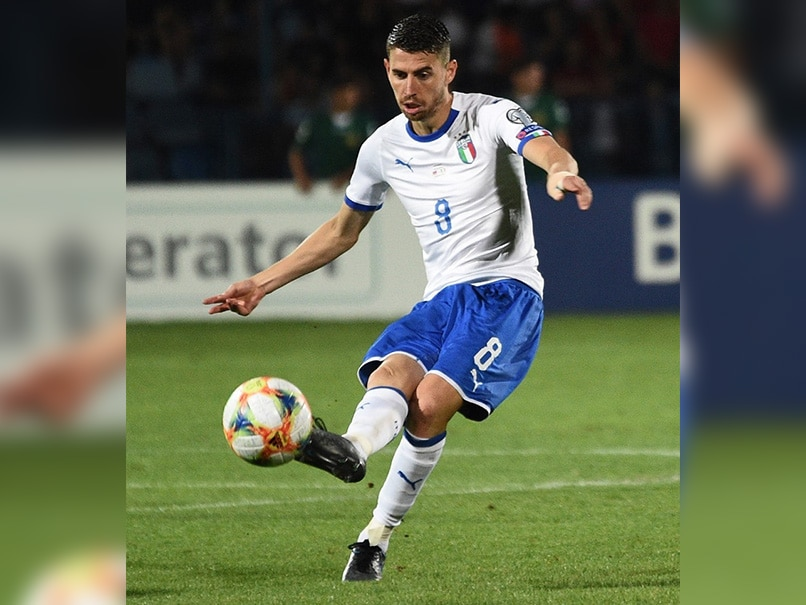 Jorginho Edges Italy Closer To Euro 2020 With Finland Winner