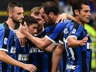 Inter Milan Top Serie A As Juventus Held By Fiorentina