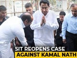 Video : Trouble For Kamal Nath As Home Ministry Wants 1984 Riots Case Reopened