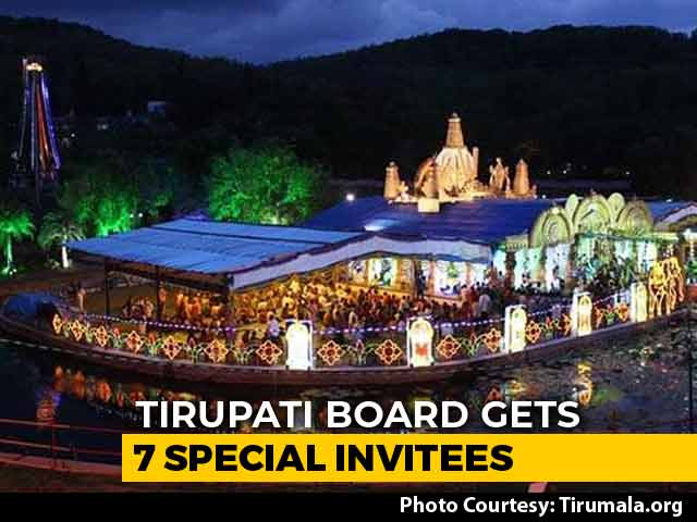 Video : Re-Inclusion Of Man Dropped From Tirumala Tirupati Board Raises Eyebrows