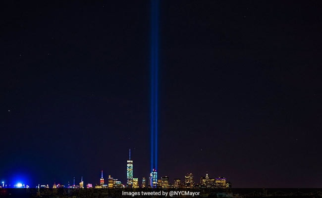 9/11 Tribute Lights In US Put 1,60,000 Birds At Risk Every Year: Report