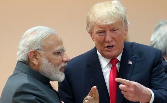 PM Modi,Trump Discuss Yoga And Ayurveda During Call On COVID-19