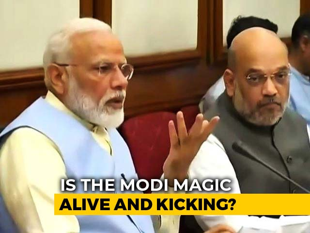 Video : In First Election Since Kashmir And NRC, BJP Targets Haryana, Maharashtra