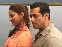 'Dabangg 3': Seen Salman's BTS Pic With Saiee Yet?