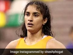 World Wrestling Championships: Tough Draw For Vinesh Phogat As Women Wrestlers Set To Begin Campaign