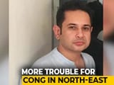 Video : Tripura Congress Chief Quits, Accuses Boss of Taking BJP's Advice