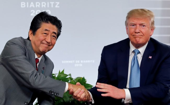 US Reaches Trade Deals With Japan, Says Donald Trump