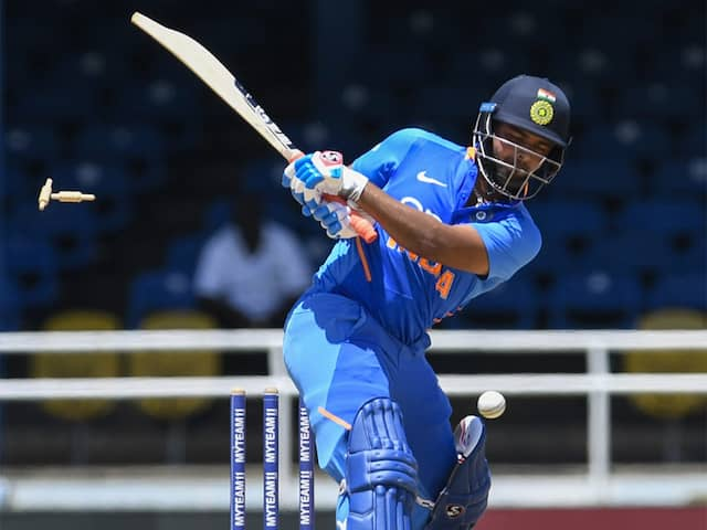 """Rishabh Pant Will Be """"Rapped On The Knuckles"""" If He Keeps Playing Rash Shots, Says Ravi Shastri"""