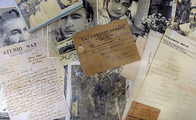 Priceless Notes, Poems By Sahir Ludhianvi Found In Mumbai Scrap Shop