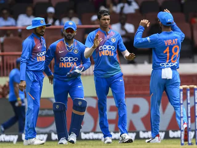 Now Sri Lanka team come to India in place of Zimbabwe, just see The Schedule