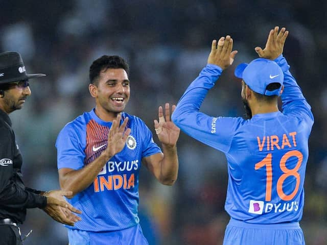 Deepak Chahar says, I find it easy to bowl death overs