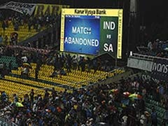 India vs South Africa 1st T20I Abandoned Due To Rain In Dharamsala