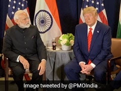 PM Modi, Donald Trump Hold Bilateral Meeting In New York