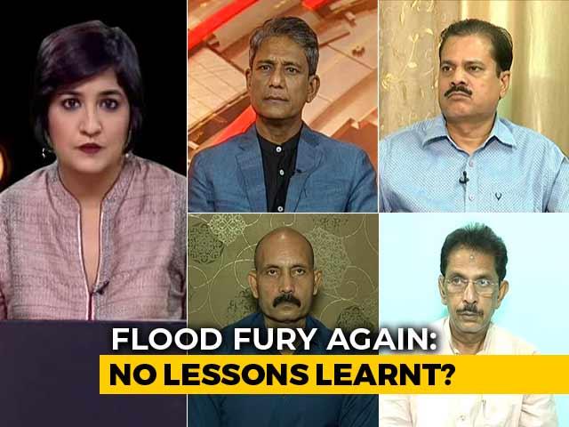 Video : 'Apathy' As Bihar And Uttar Pradesh Drown?