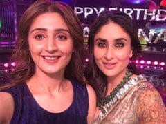When Dhvani Bhanushali Met Her Idol Kareena Kapoor On The Sets Of <i>Dance India Dance</i>