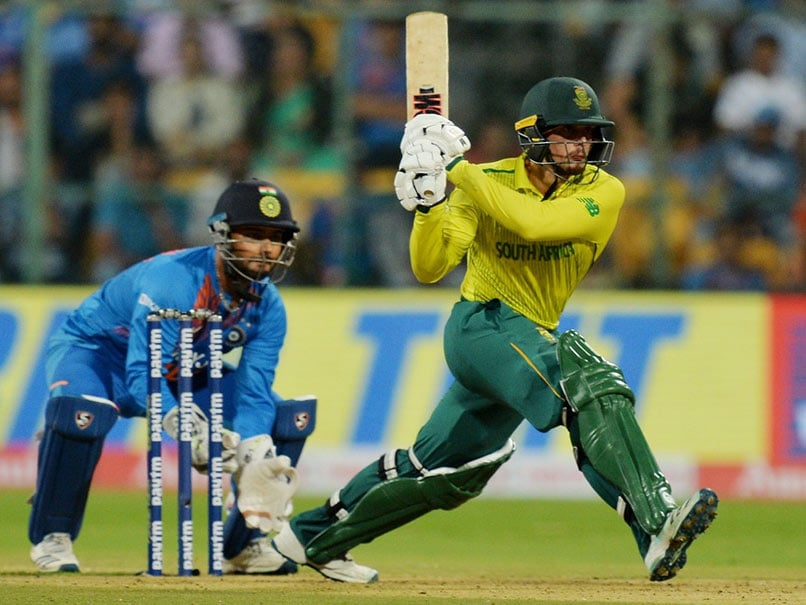 Recent Match Report - India vs South Africa 3rd T20I 2019