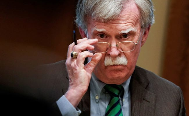 Trump's Denial On Russian Bounty Plan Briefing 'Remarkable': John Bolton
