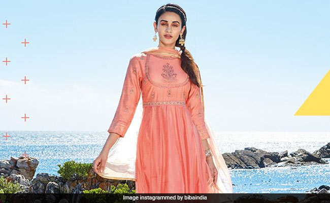 8 Pretty Pink <i>Kurtas</i> To Add To Your Ethnic Wardrobe