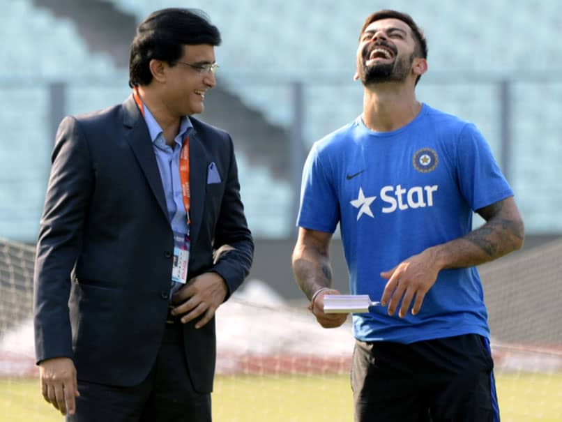 "Virat Kohli ""Can Take A Call"" Whether He Wants To Rest Or Play T20Is Against Bangladesh, Says Sourav Ganguly"
