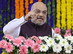 """Never Asked For Imposing Hindi Over Other Regional Languages"": Amit Shah"