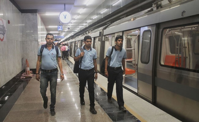 Delhi Metro's Dwarka-Najafgarh Grey Line Likely To Open Next Week